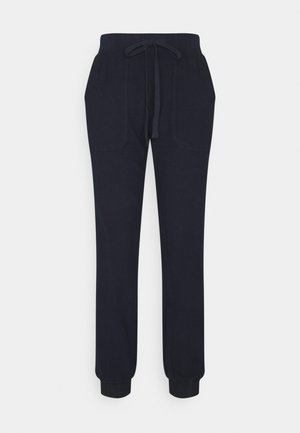 NAYA PANTS - Trousers - midnight marine