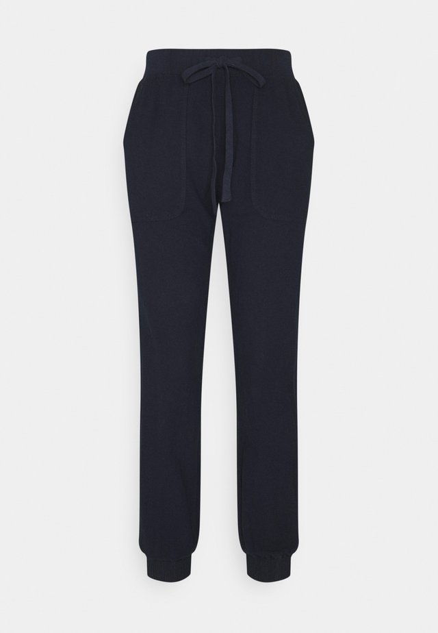 NAYA PANTS - Pantalones - midnight marine