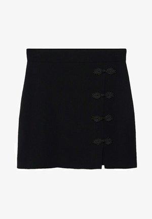 ASIA - Mini skirt - black