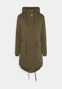 Marc O'Polo DENIM - CASUAL WASHED  - Winter coat - utility olive - 4
