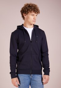 Emporio Armani - FELPA - Zip-up hoodie - blu - 0