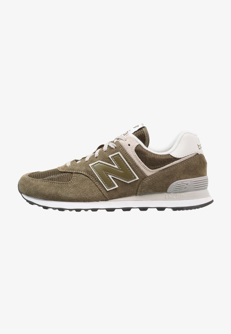 New Balance - ML574 - Sneakers - olive