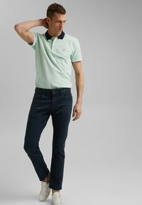 Esprit - FASHION - Polo shirt - pastel green - 1