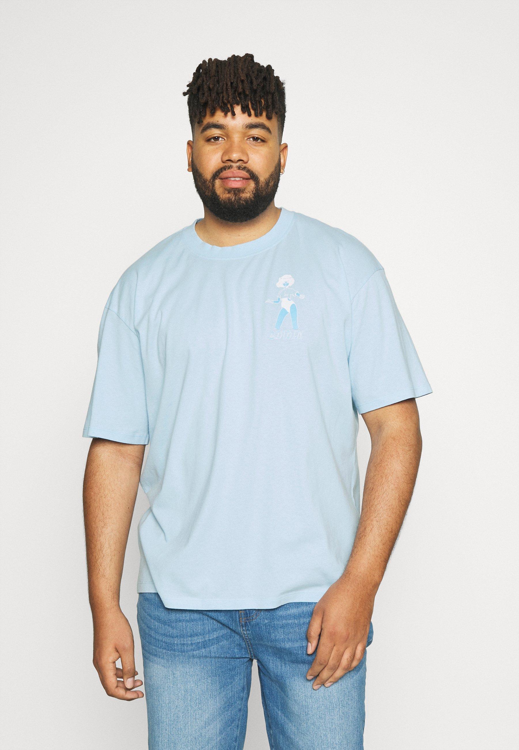 Homme LAYING MODEL - T-shirt imprimé