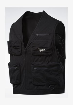 CLASSICS VECTOR FISHING VEST - Veste - black