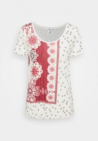 ESTAMBUL - Print T-shirt - white