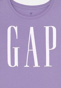 GAP - GIRLS ARCH LOGO - Print T-shirt - lilac - 2