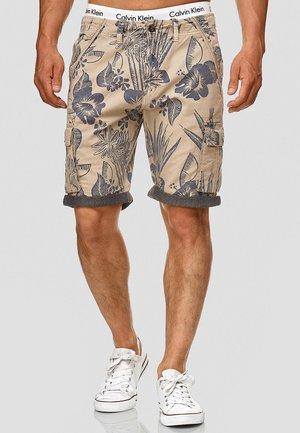 ALBERT - Shorts - beige