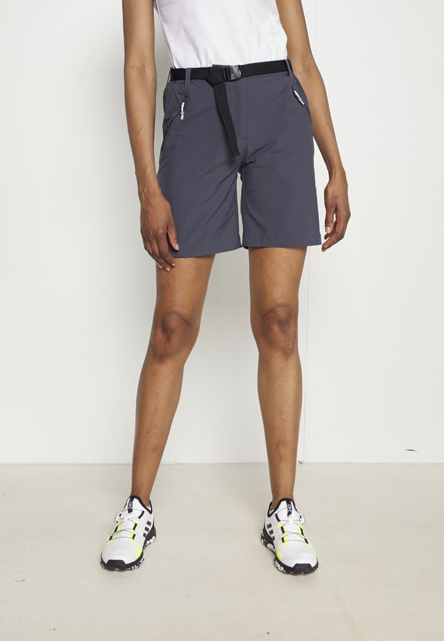 Shorts outdoor - seal grey