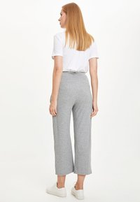 DeFacto - Trousers - grey - 2