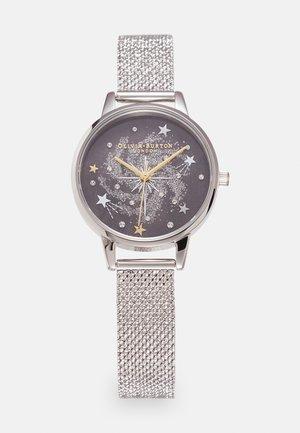 CELESTIAL - Montre - silver-coloured/black
