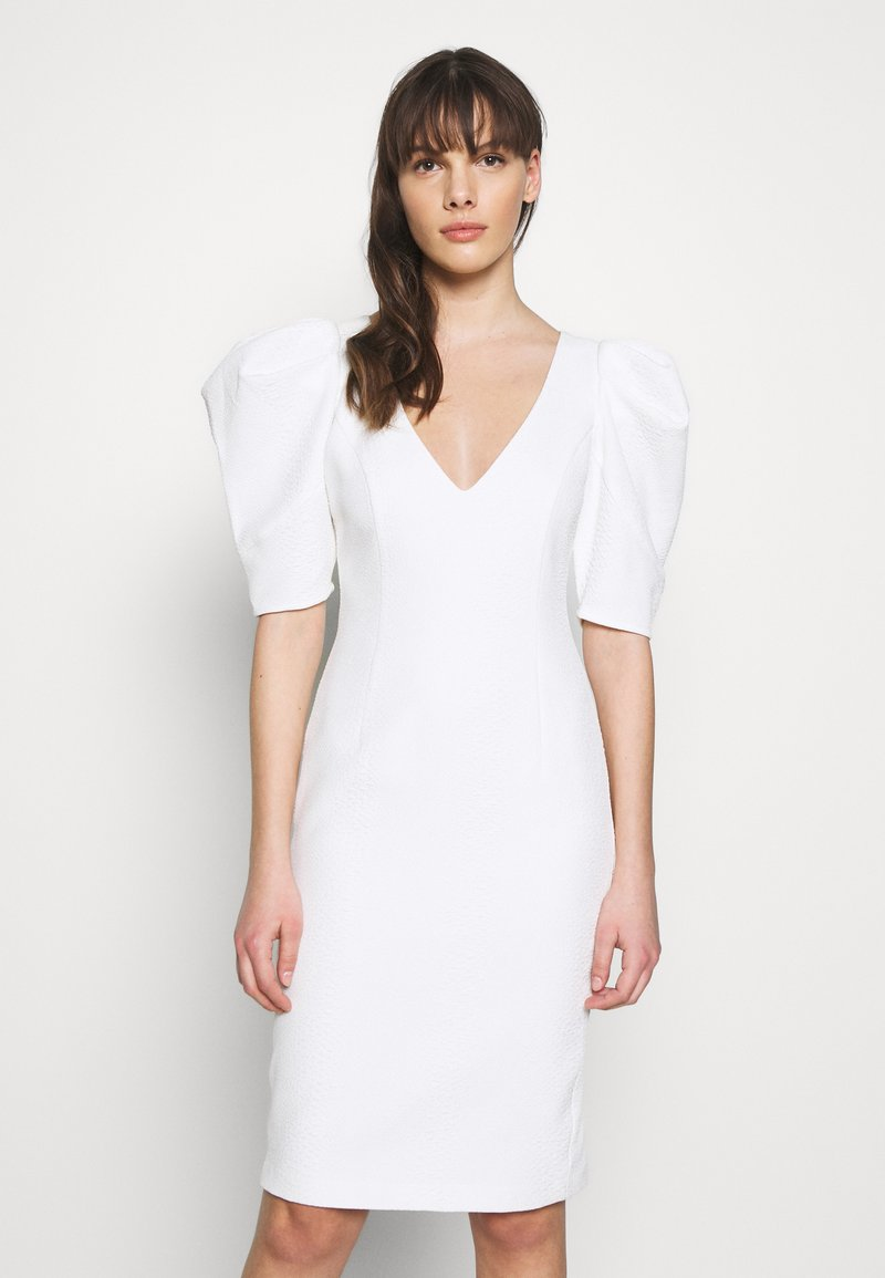 Bardot - FERGIE DRESS - Juhlamekko - ivory