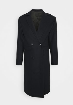 TAILORED COAT - Cappotto classico - navy