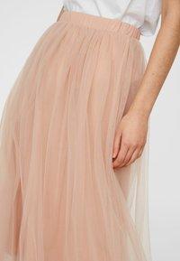 Vero Moda - A-line skirt - mahogany rose - 3