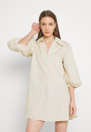 THANYA DRESS - Day dress - crème brûlée