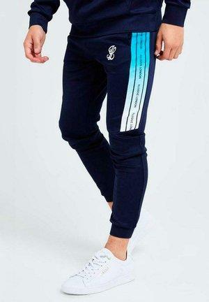 FLUX - Pantalones deportivos - navy blue