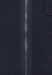Selected Homme - SLHWILL CARDIGAN - Neuletakki - navy blazer melange - 7