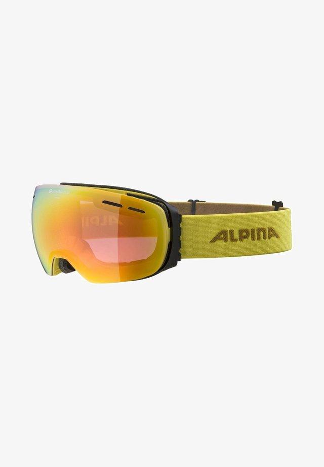 GRANBY - Ski goggles - curry (a7211.x.41)