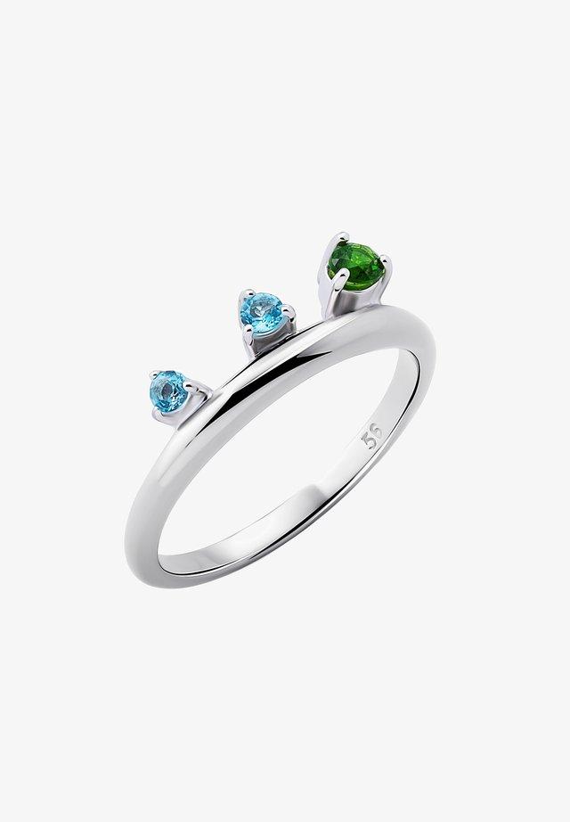 THOMASSIA - Ring - silver-coloured