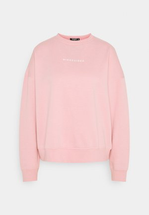 BASIC - Sweatshirt - pink
