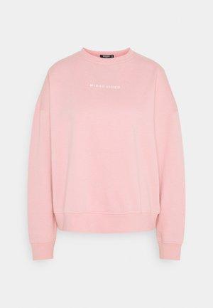 BASIC - Mikina - pink