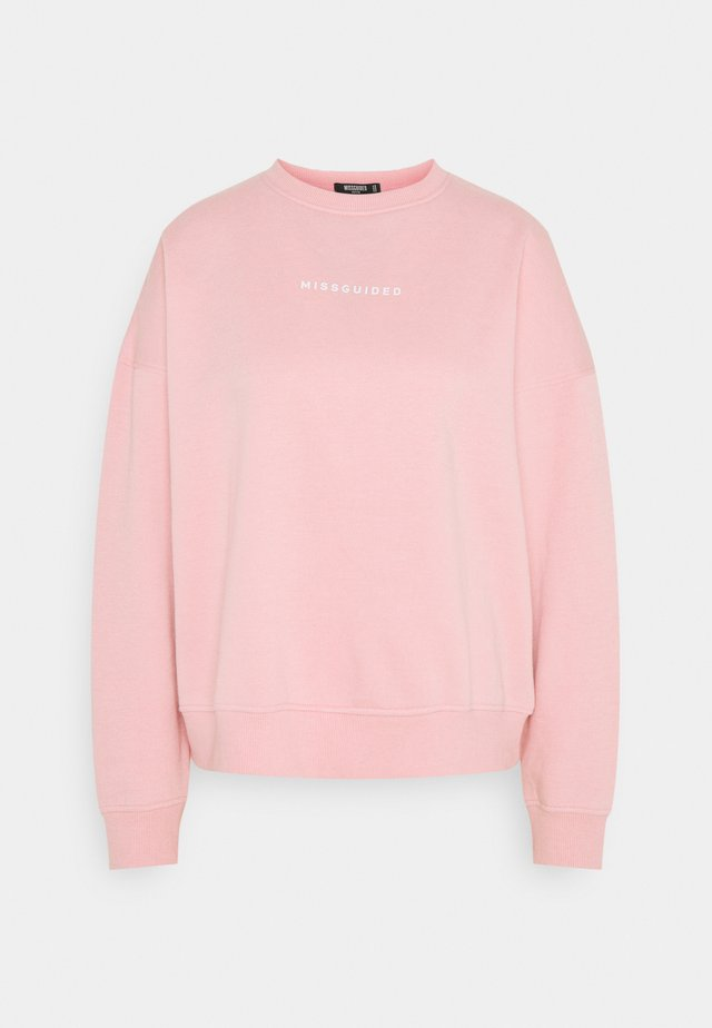 BASIC - Sweater - pink