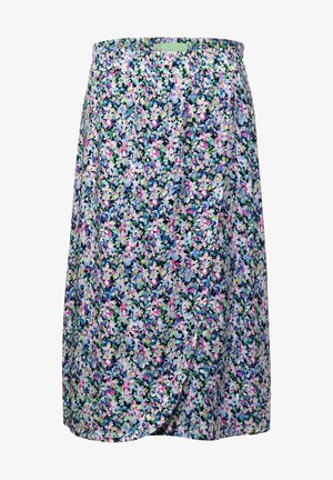 ROCK - A-line skirt - multi color