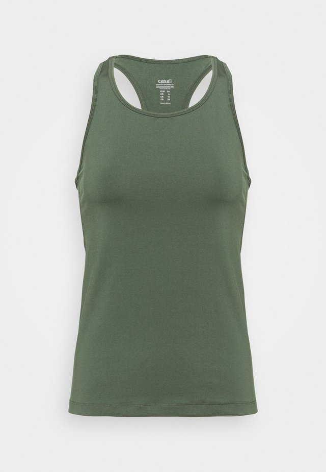 CLASSIC RACERBACK - Linne - northern green