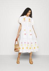 Stella Nova - RANYA - Shirt dress - ivory - 1