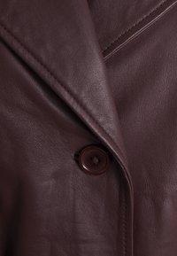 2nd Day - RAZKIELLE - Trenchcoat - chocolate plum - 6