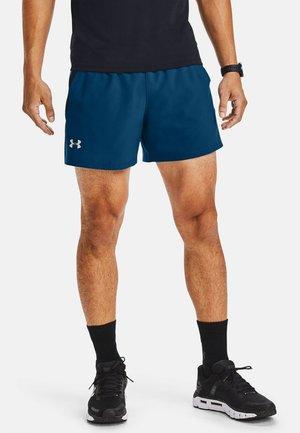 LAUNCH SHORT - Sports shorts - graphite blue