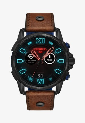 FULL GUARD - Smartwatch - blau/braun