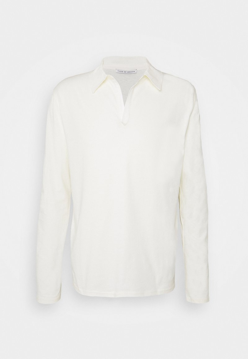 Tiger of Sweden - TRUANE - T-shirt à manches longues - whipped cream