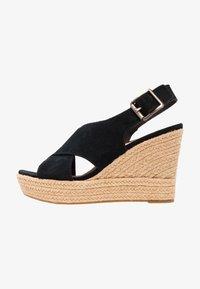UGG - HARLOW - High heeled sandals - black - 1
