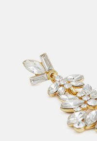 Pieces - PCDEER EARRINGS - Orecchini - gold-coloured/clear - 2