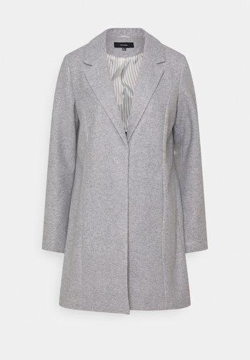 VMDAFNELISE   - Classic coat - light grey melange
