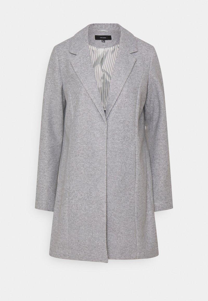 Vero Moda - VMDAFNELISE   - Classic coat - light grey melange