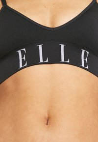 ELLE - SEAMFREE BRALETTE - Triangle bra - black - 5