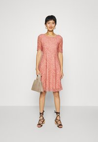 Moss Copenhagen - JAVANA DRESS - Day dress - rose - 1