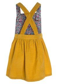 JoJo Maman Bébé - PINNY - Day dress - mustard - 1