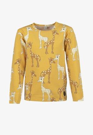 Pitkähihainen paita - girafyellow
