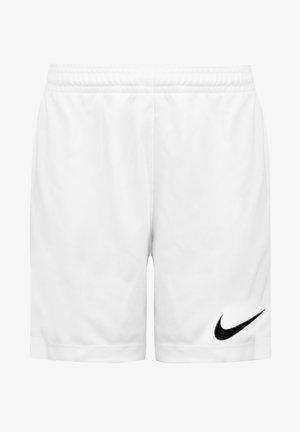 Sports shorts - white / black