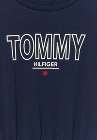 Tommy Hilfiger - TEE DRESS  - Robe en jersey - blue - 3