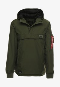 Alpha Industries - Light jacket - dark green - 5