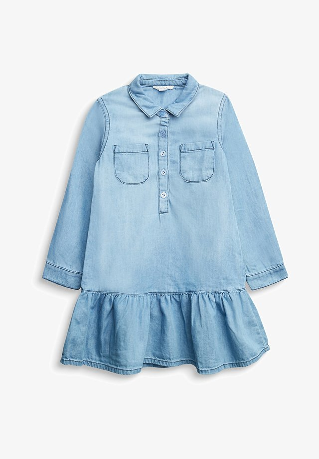 Jeanskleid - blue medium washed
