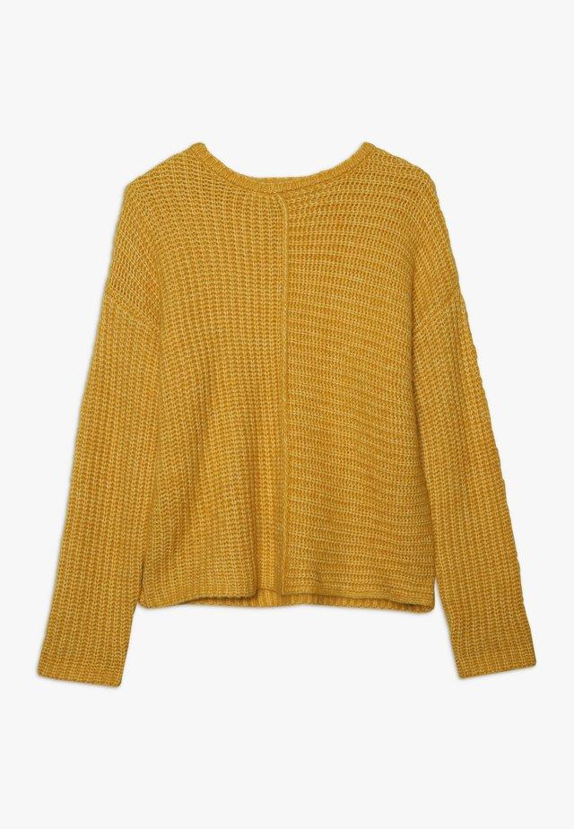 Jumper - mustard