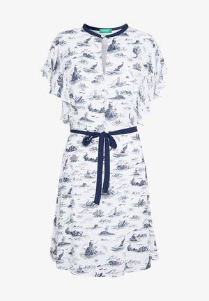 DRESS - Denní šaty - white