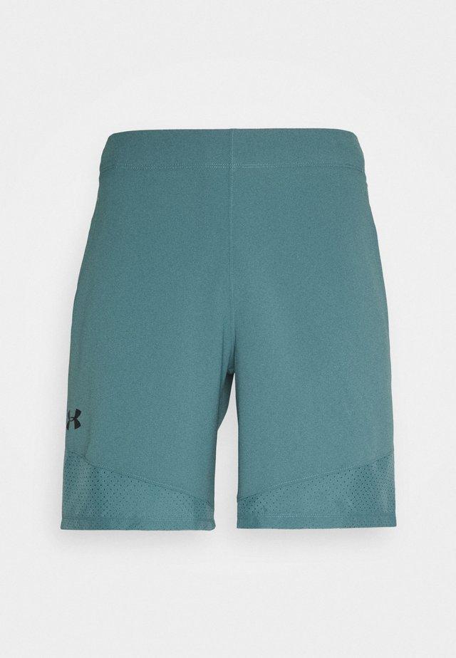 VANISH SHORTS - Sportovní kraťasy - lichen blue