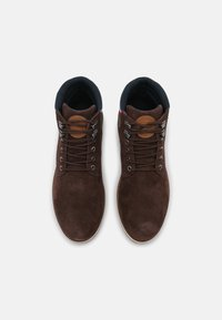 Tommy Hilfiger - OUTDOOR BOOT - Bottines à lacets - cocoa - 3