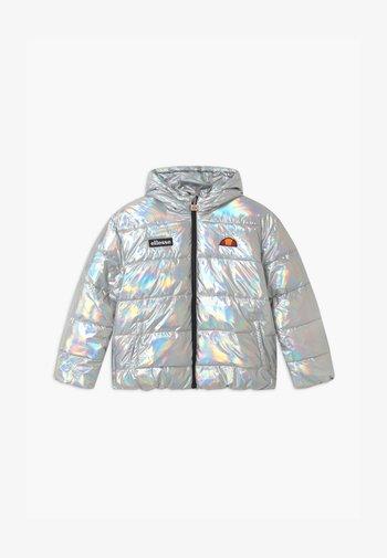 VALINA - Winter jacket - silver iridescent